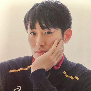 バレーの柳田将洋のイケメン画像2