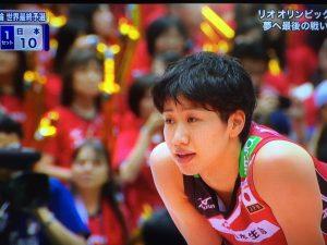 女子バレーの長岡望悠がかっこいい画像3