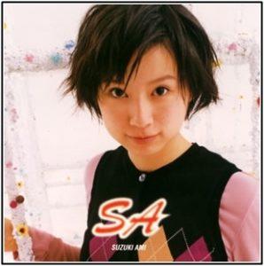 鈴木亜美の劣化前の画像