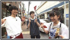 山崎賢人と二階堂ふみの火曜サプライズでの画像