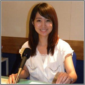 豊崎由里絵アナは絶対にみるきーと似てる!画像