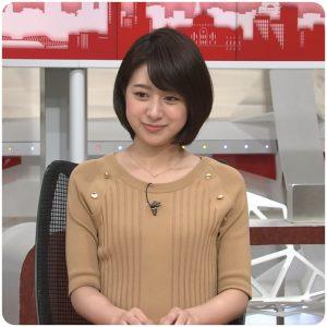 林美沙希アナって夏目三久アナと似てるしかわいい!画像