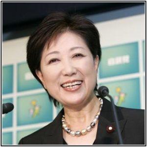 小池百合子の夫が韓国人とか、どこで作られた話だよ、おい!