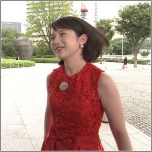 弘中綾香のカップがヤバイ画像