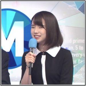 弘中綾香がMステでかわいい画像1