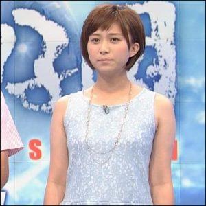 山本雪乃アナのカップがヤバイ!【画像】