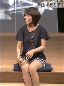 竹内由恵アナの脚は美脚といえるか?画像3
