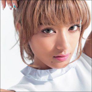 徳島えりかアナはローラにも似ててかわいい!画像