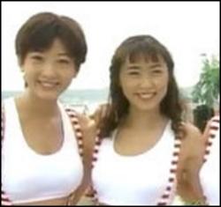 中島史恵の若い頃の画像2