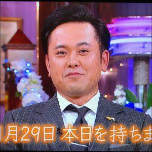 有田哲平が太った!!!しゃべくりでの画像