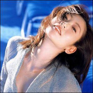 中島史恵さんの若い頃の画像