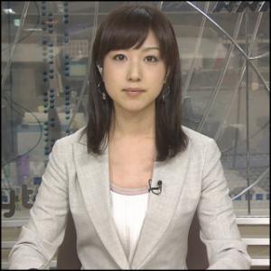 川田裕美アナのカップは?画像
