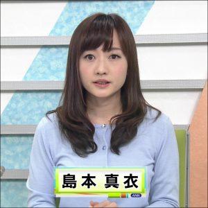 田中萌アナのグッドモーニングの後任は誰!?→島本真衣アナか?