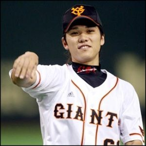 坂本勇人選手